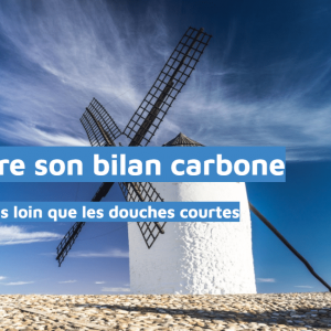 Accompagnement Réduire son bilan carbone, réussir sa transition